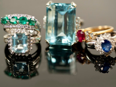 How to Care for Colored Gemstones