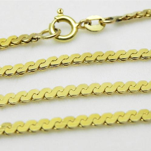 14k Serpentine Chain [ESTATE]