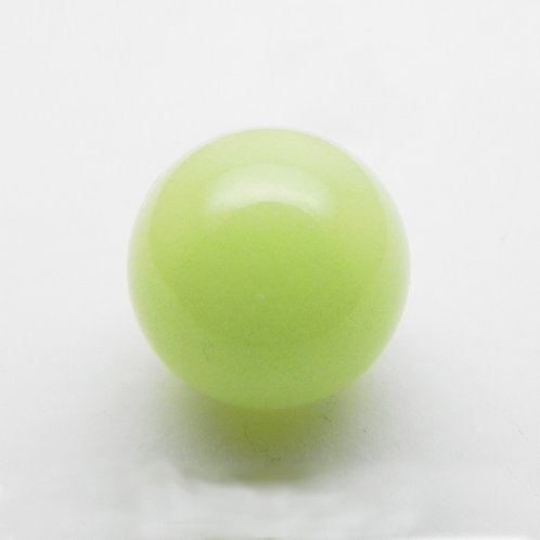 12mm Lime Glowball