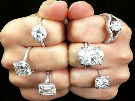 How to Care for Diamonds
