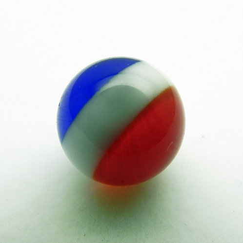Red, White, & Blue Glass