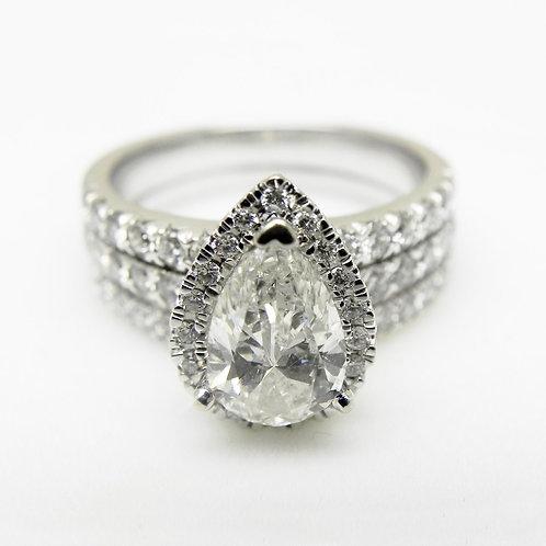 14k Diamond Engagement Set [ESTATE]