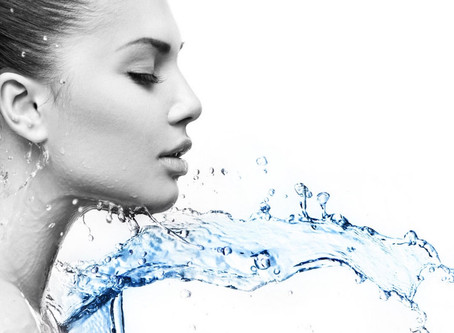 New to the salon HYDRO-DERMABRASION FACIAL