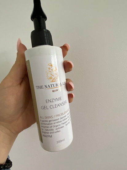 ENZYME GEL CLEANSER