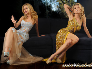 The Starr Sisters Editorial Shoot with Mia Isabella