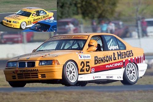 BMW 318i Benson & Hedges Steve Longhurst 1994 ATCC
