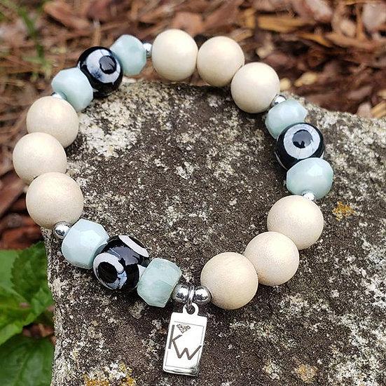 Rock Candy Tibetan Bracelet