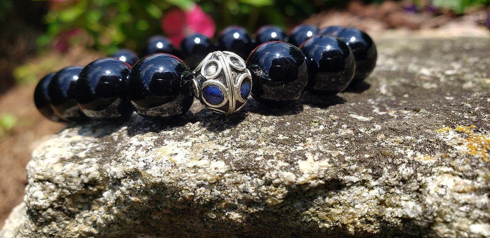 Onyx Tibetan Bracelet