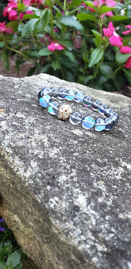 Mermaid Glass Bling Bracelet