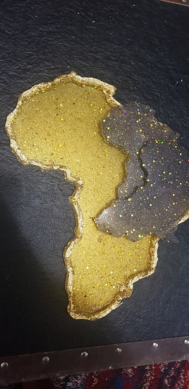 PRE-ORDER Gold Like the Sun Africa Tray