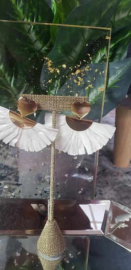 My Own Biggest Fan-Tassel Earrings
