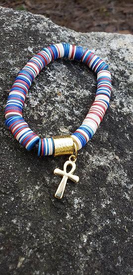 Haiti Ankh Bracelet