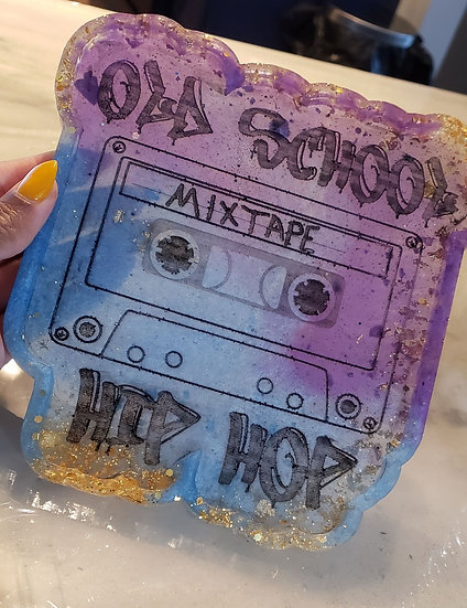 PRE-ORDER Old School Mix Tape Tray
