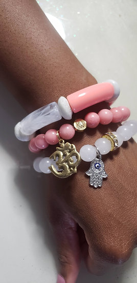Pink-Peace Stack