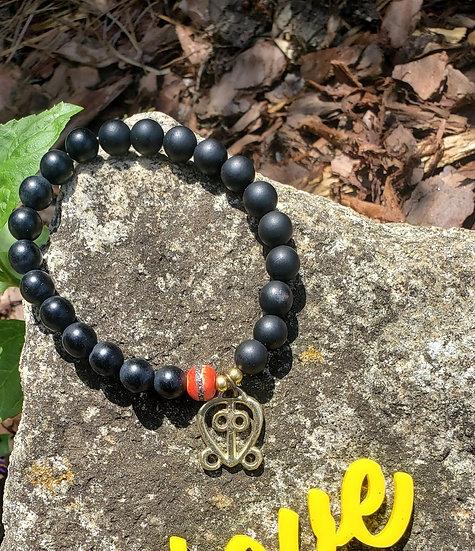 Onyx Power of Love Bracelet