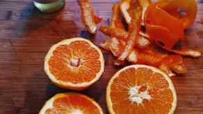 Gâteau à l'orange & sirop de Noël de Monteymond Nature