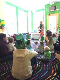 10 Chickpea St. Patricks Party Katie McD