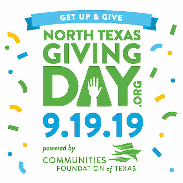 NORTH TEXAS GIVING DAY 9.19.19