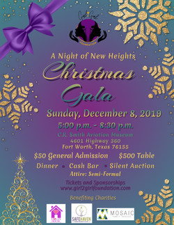 Christmas Party Flyer 2019