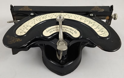 American Index Model 2