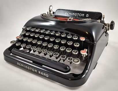 Remington Rand 5 Streamline