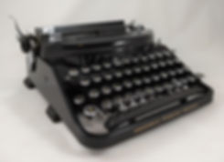 Underwood Noiseless Portable