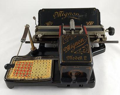 Mignon Model 2