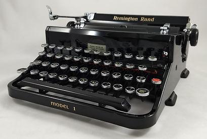 Remington Rand Model 1