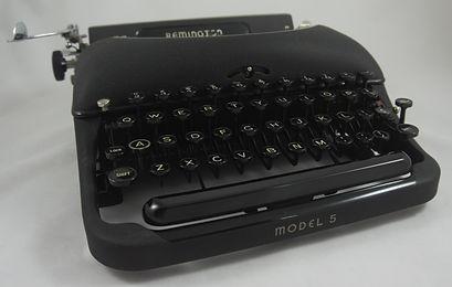 Remington Deluxe Model 5