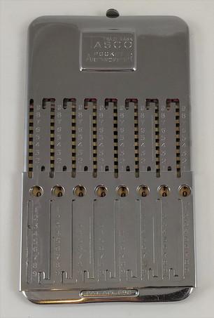 Tasco Pocket Arithmometer