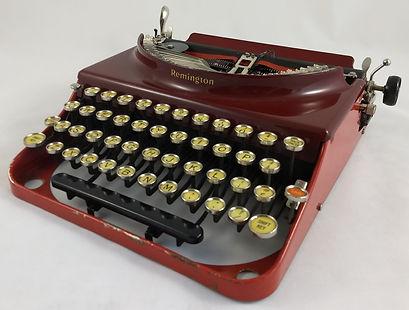 Remington Portable Model 3