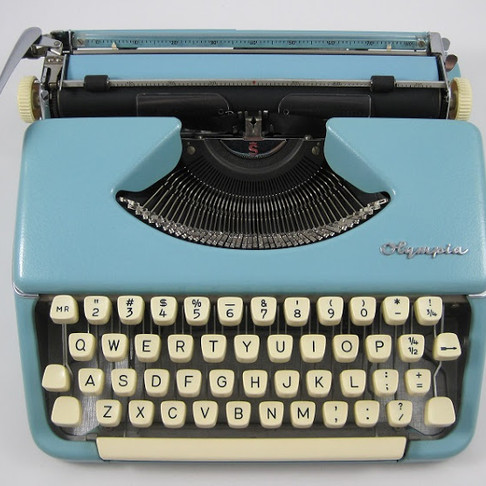 Typing Review: Olympia SF