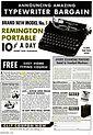 Remington Portable Model 5