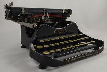 Corona 3 Folding (Black)