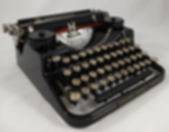 Underwood Standard 4 Bank Portable