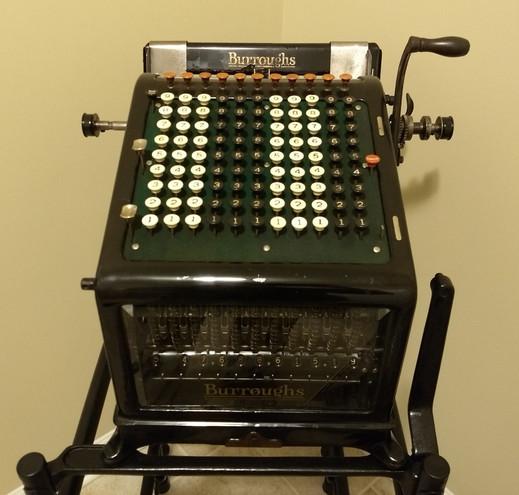 Burroughs Model 1