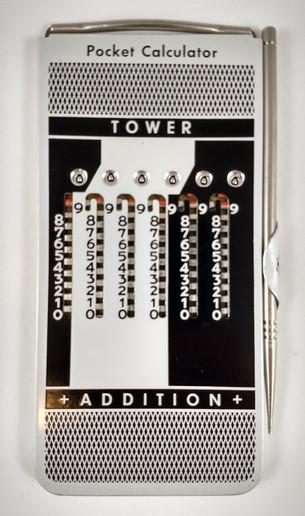 Tower Pocket Calculator