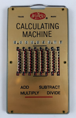Wizard Calculating Machine