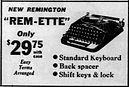 Remington Remette Standard