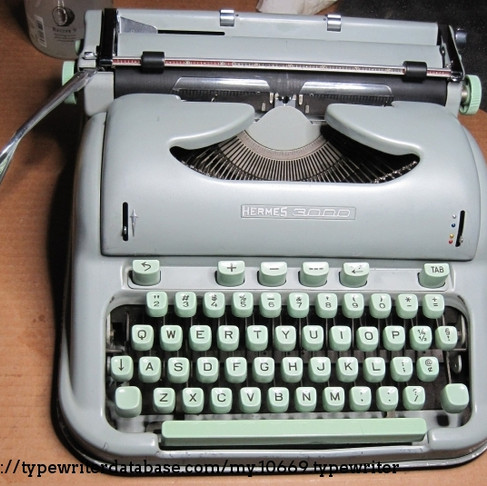 Typing Review: Hermes 3000