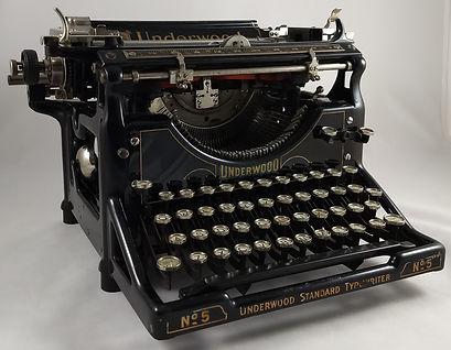 Underwood Standard 5