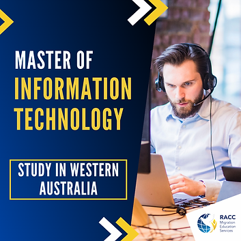Master of Information Technology