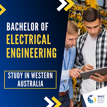 Bachelor of Electrical Engineering