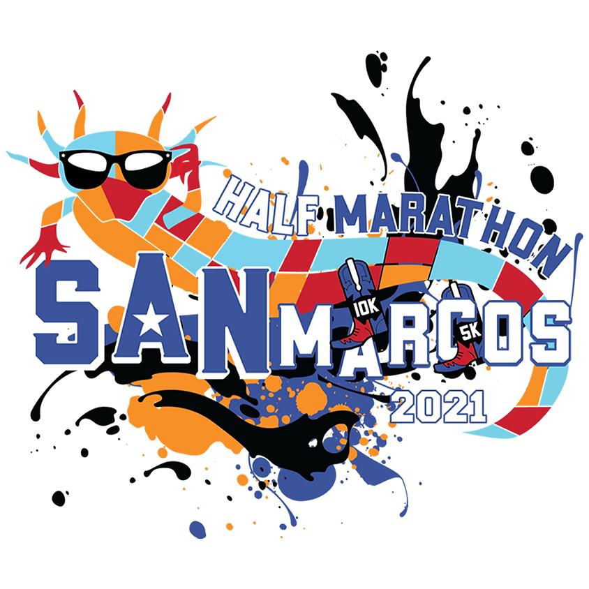 San Marcos 5k, 10k, Half Marathon