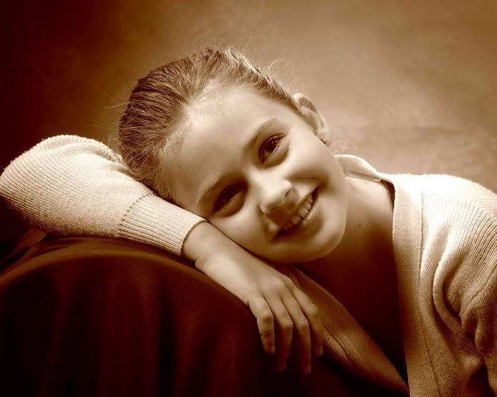 Fotos de estudio para niños