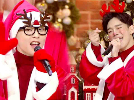 Our Top 5 K-Pop Christmas Songs