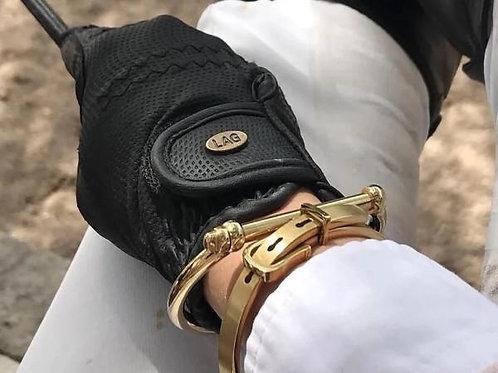 Equestrian Horseshoe Cuff Gift Set