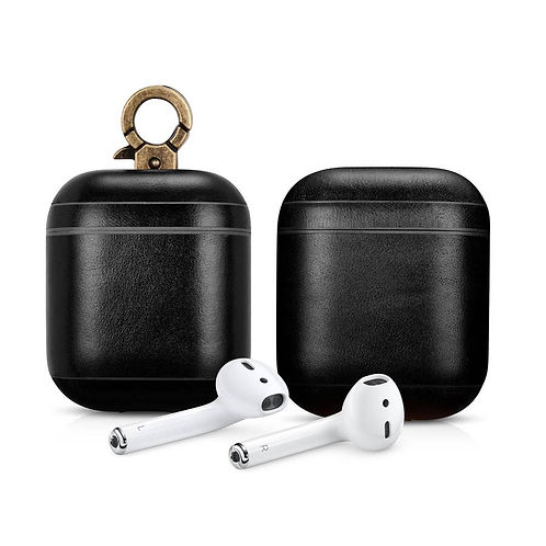 Vintage Premium Leather AirPods Case