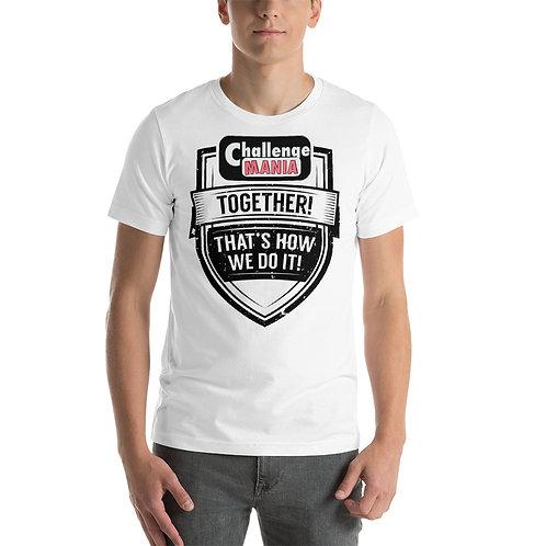 Short-Sleeve Men T-Shirt CM How