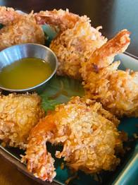 Cocnut Shrimp